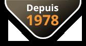Depuis 1978